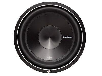 Rockford Fosgate  P3d4 10 10  1000W Dvc Car Audio Subwoofer Sub Woofer P3d410