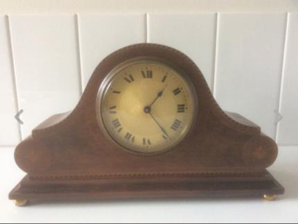 Vintage English Mantle Clock