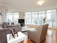 Executive Condo Rental in Yorkville - 2 Bedroom 2 Bath
