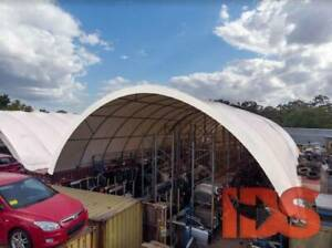 with FREE SHIPPING AUS WIDE! - 40ft Container Fabric Dome