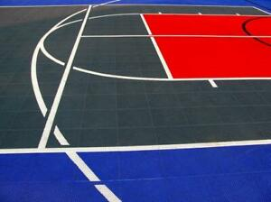 Sport Court Tiles - BEST PRICES IN CANADA!