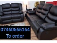 Tahsa sofas 3 and 2 Seater Recliner Sofa -3319272