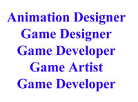 Game Designer, Developer, Sketcher