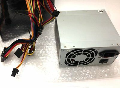 400 Watt 24/20-pin ATX Computer PC Power Supply w/SATA