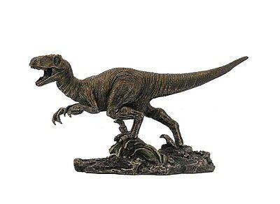 8 5  Velociraptor Dinosaur Statue Collectible Figurine Figure Prehistoric Animal
