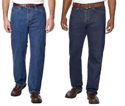 Kirkland Signature Men's 5-Pocket Relaxed Fit Jeans Variety NWT