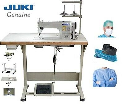 Juki Ddl-8700 Lockstitch Sewing Machine W Servo Motorstandlamp Diy Ddl8700