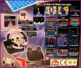Mega tv drive challenge game (boxed) Reduced to £4