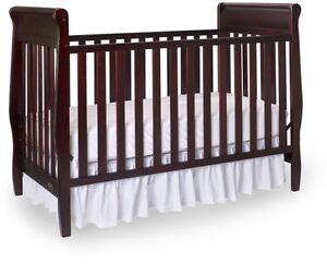 Graco crib and change table.