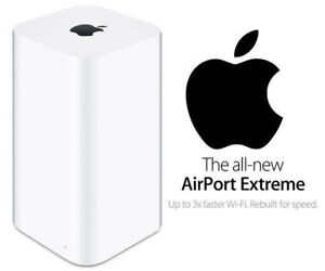APPLE AIRPORT EXTREME WIRELESS ROUTER base station