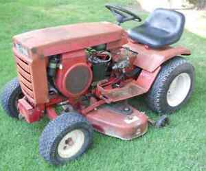 Wheel Horse Tractors 1960's to '80s - SELL or TRADE