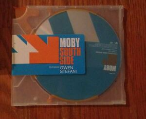 Moby South Side promotional CD single $20, OBO