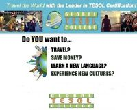 Start your TESOL/ESL Career Now - No Degree Required