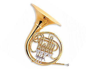 JXFH003 Single French Horn 4 Keys
