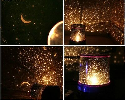 Star Master Sky Starry Night Light Lamp ...