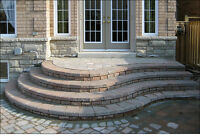 HARDSCAPING AND LANDSCAPING SERVICES. WE REPAIR & DESIGN!