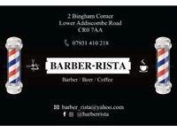 Afro Barber wanted - Addiscombe/ Croydon