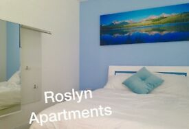 Double Bedroom with En Suite and shared kitchen
