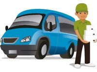 Bespoke same day courier delivery and removals van service in and around London