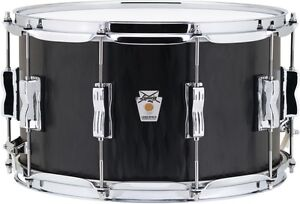 Ludwig Standard Maple Snare Black Flame