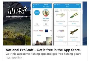 NPS is the #1 Fishing app on the planet