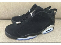 Air Jordan 6 chrome £100