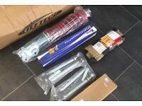 Vw caddy coil overs 03-10