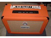 Orange Rockerverb 50w 212 Combo amplifier