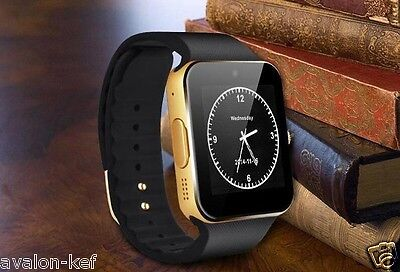 Montre Connectée IPhone Android Iwatch GT08 SIM Smartwatch SD Internet Camera