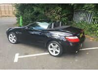 Mercedes-Benz SLK250 CDI BlueEFFICIENCY 7G-Tronic Plus 2dr