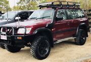 Gu zd30 Nissan Patrol / sale or swaps Gq/ maverick  Bray Park Pine Rivers Area Preview