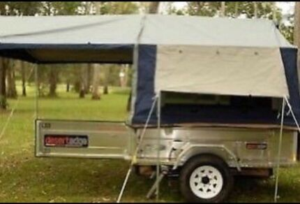 Off Road Camper Trailer - Breeze Deluxe