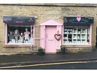 Spacious retail shop to let
