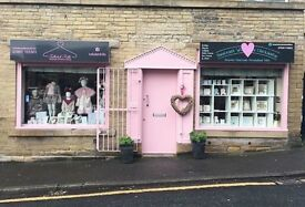 Large Retail shop in cleckheaton to let