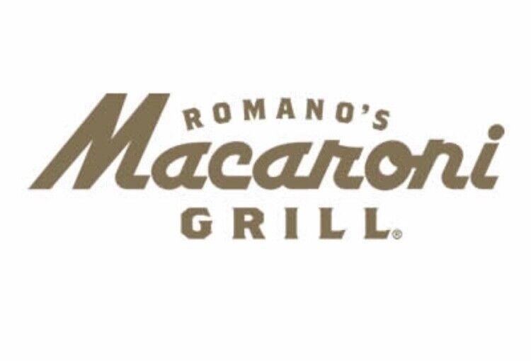 25 Macaroni Grill Gift Card - $8.00