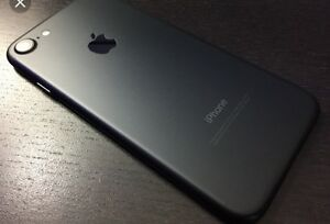 iPhone 7 - 128 GB Black