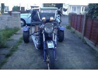 Trike Yamaha XS850 tax exempt next year forever