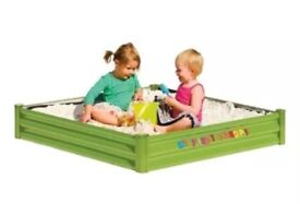 RRP £40 My First Sandpit Children Kids Sand Pit Play Outdoor Garden Patio Games