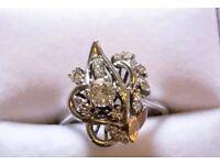 Bespoke Stunning Diamond Ring