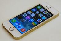 =>> iPhone*5S! -*16GB! >> BELL/VIRGIN * WHITE/GOLD! * MINT! *<==