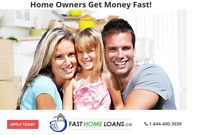 Fast Home Loans for Durham Home Owners. Approved on Equity