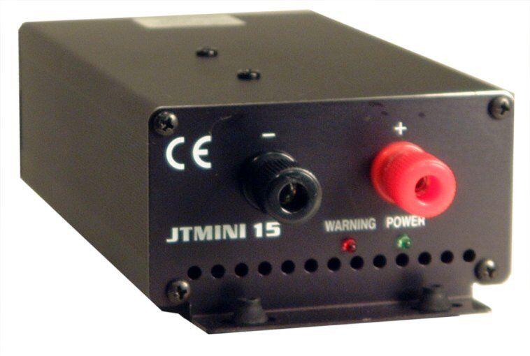 Jetstream JTMINI 15 Amp Small Power Supply