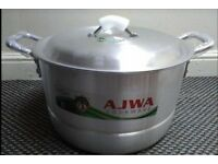 CHEAPEST PRICE - Ajwa large cooking pot