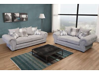 CHRISTMAS DEALS ON THIS VERONA SOFA COLLECTION **** DELIVERY AVAILBLE UK WIDE BEFORE CHRISTMAS