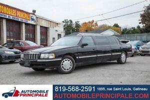 1999 Cadillac DeVille Base FWD