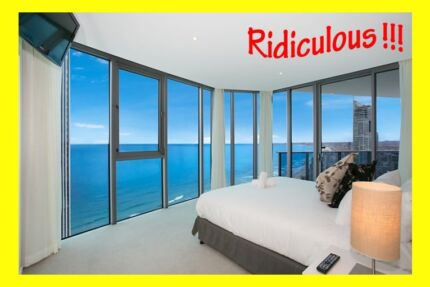 Ridiculous Prices, Ridiculous LUXURY Orchid Residences Gold Coast