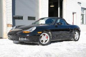 1998 Porsche Boxster BASE
