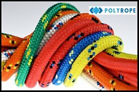 Poly Rope Braided Polypropylene Cord