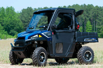 SEIZMIK | 2015-2019 POLARIS RANGER - MIDSIZE 500 570 | Door Kit | Pair of Doors