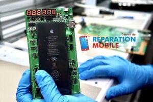 Remplacement de la batterie pour iPhone-Samsung et LG